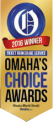 Voted #1 in Omaha